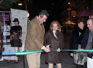 La calle Asunción se viste de moda
