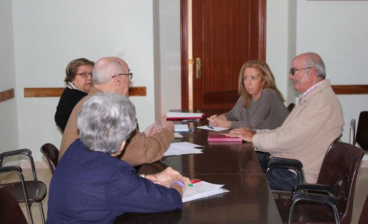 El Distrito Los Remedios se reúne con los voluntarios de Cáritas