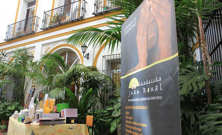 La Fundación Juan Bonal tiende una mano a Filipinas
