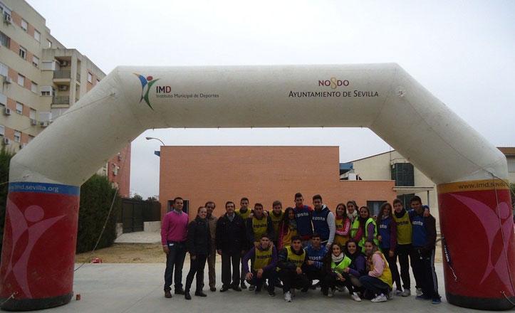 Deporte y juventud para celebrar el día contra la violencia de género