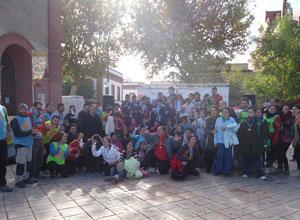 II Gymkhana de Integración y Deporte en el Distrito Macarena
