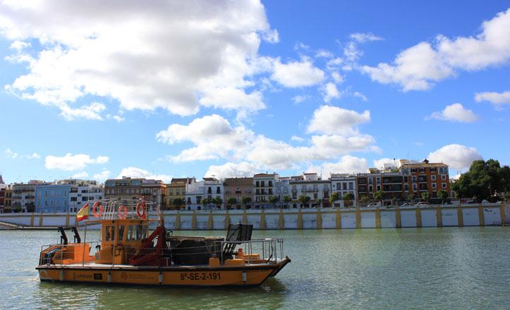 Los secretos sumergidos en el Guadalquivir
