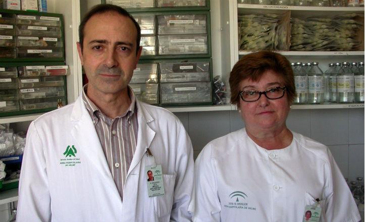 Eduardo Ríos y Dolores Rivas