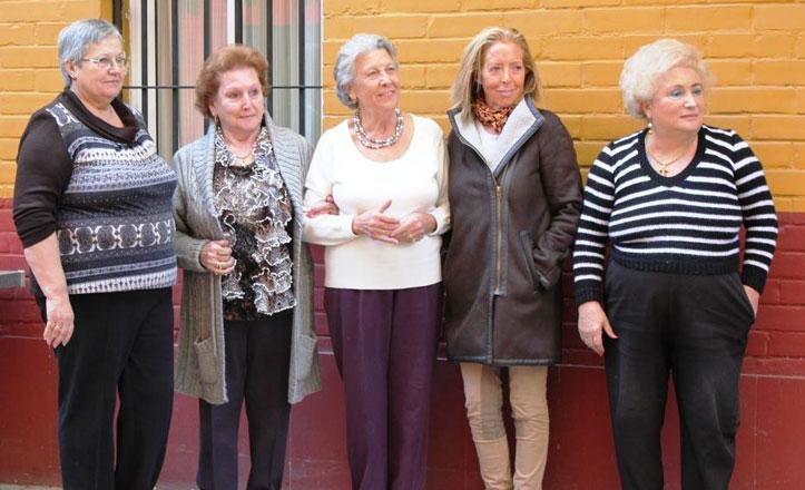 La Asociación de Mujeres Los Remedios, contra la violencia de género