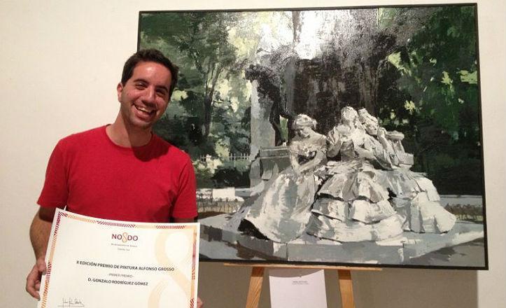Galardonado en los Premios Alfonso Grosso