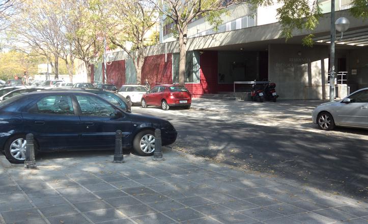 Remocdelación calle distrito sur