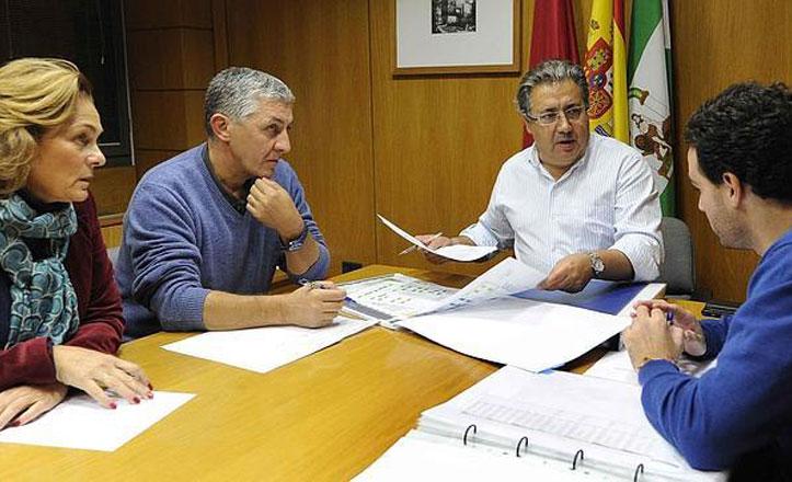 El Ayuntamiento niega presiones a vecinos de Guadaíra