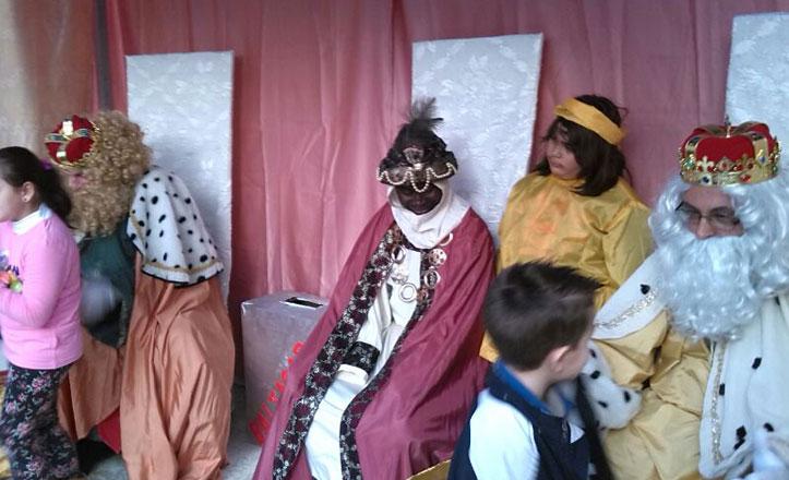La Fiesta del Belén en el Huerto de las Moreras