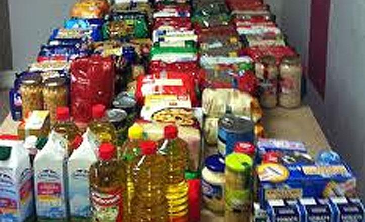 El III Certamen de Villancicos Solidarios recaudó 200 kilos de alimentos
