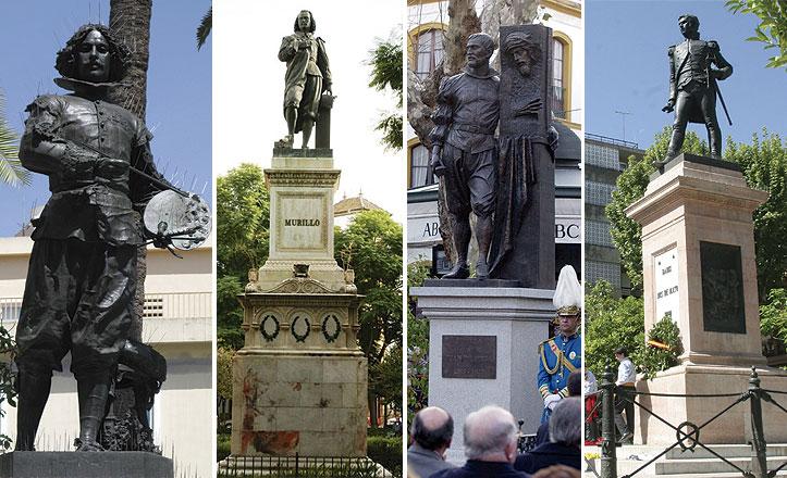Velázquez, Murillo, Juan de Mesa y Daoiz