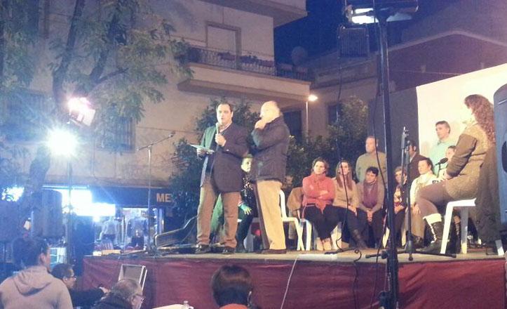 La III Navidad Solidaria llega a la calle Sinaí