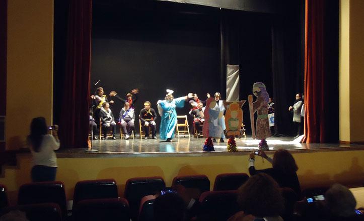 «Una Navidad para todos» en el Teatro Virgen de los Reyes