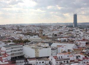 De fábrica de perdigones a mirador de Sevilla