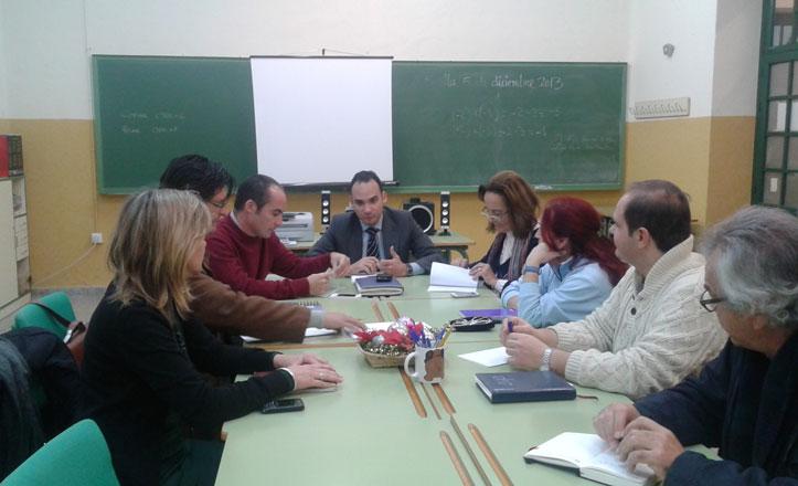 Los colegios de Bellavista celebran el segundo consejo educativo