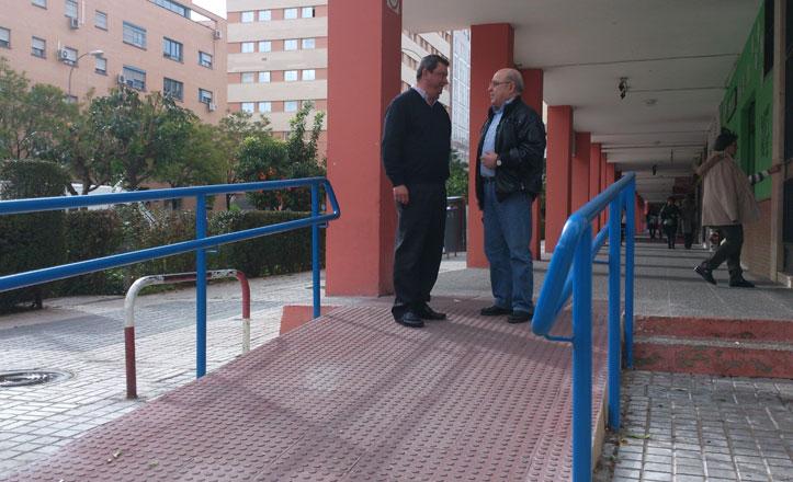 Este-Alcosa-Torreblanca, un distrito más accesible