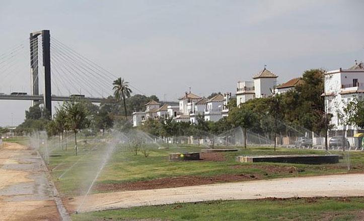 IU pide explicaciones a Zoido sobre el Parque Guadaíra