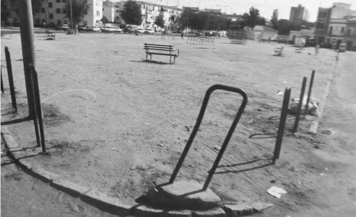 Plaza Ruperto Chapi