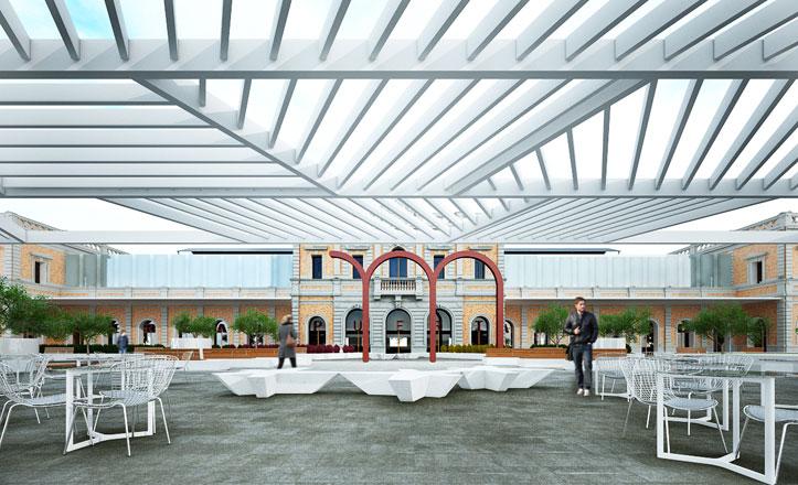 Conocido el proyecto técnico para la Estación de San Bernardo