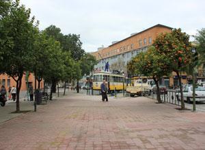 La Plaza San Martín de Porres luce nueva imagen