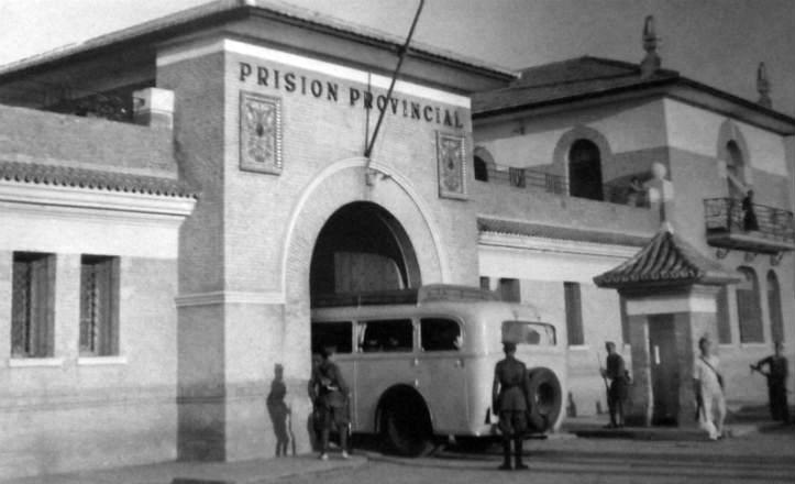 Prisión Provincial en el año 1936