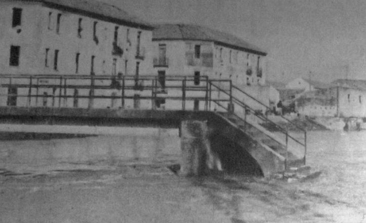 Puente de la Frontera, años 40