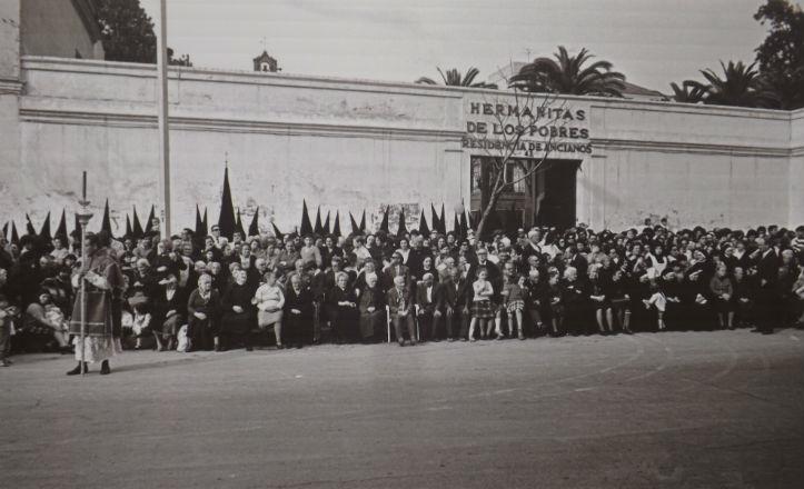 Residencia de los Pobres en el año 1972