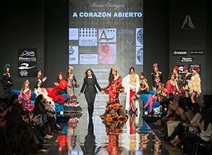 Desfile Inma Castrejón