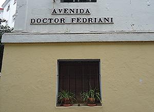 Avenida Doctor Fedriani