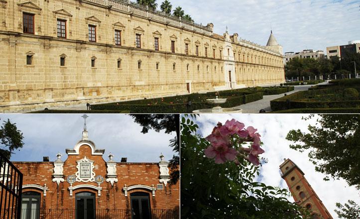 Cinco enclaves históricos que no debes perderte en la Macarena