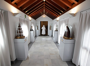 Museo Pozo Santo