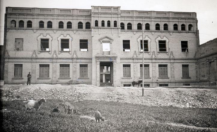 Los Salesianos de Triana, un colegio casi centenario