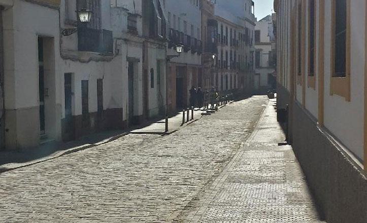 Terminadas las obras en calle Guadalquivir