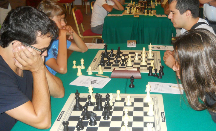 San Pablo celebra este sábado el II Torneo de Ajedrez