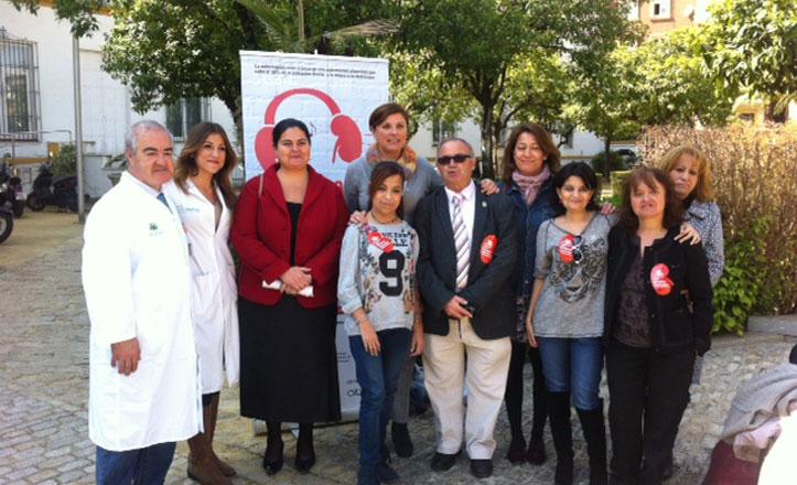 Alcer Giralda celebra el Día del Riñón en Nervión