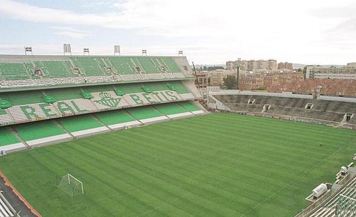 Imagen de archivo del estadio Benito Villamarín