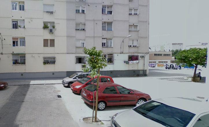 Mejoras en la calle Sueño del Patricio en San Pablo