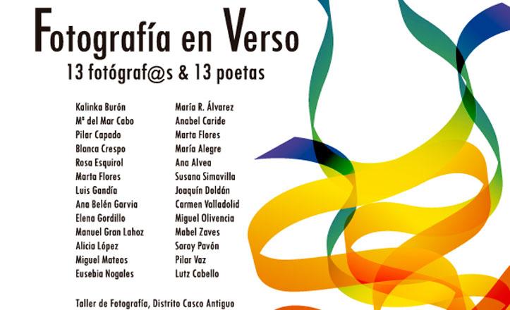 Exposición de Fotografía en Verso