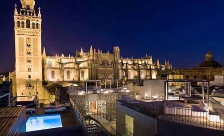 La Catedral dejará de estar iluminada durante 60 minuts, la «Hora del planeta»