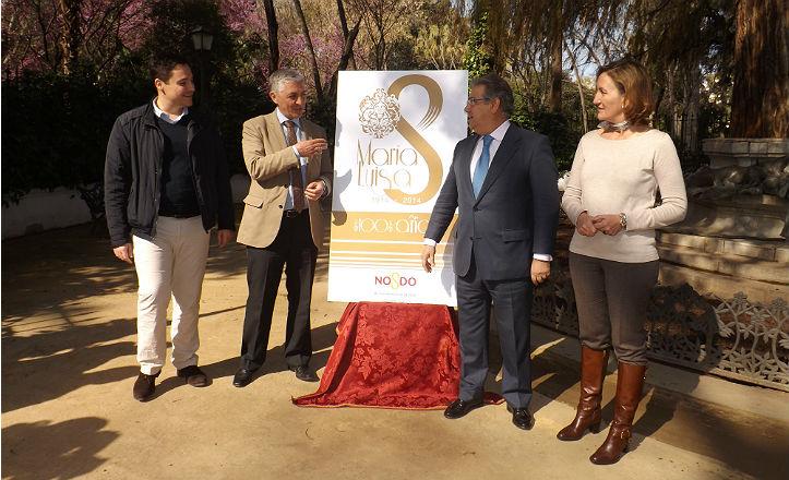 Presentación actividades por el cenentario del Parque de María Luisa