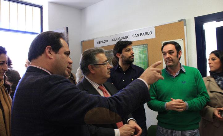 San Pablo ya cuenta con un espacio ciudadano para entidades