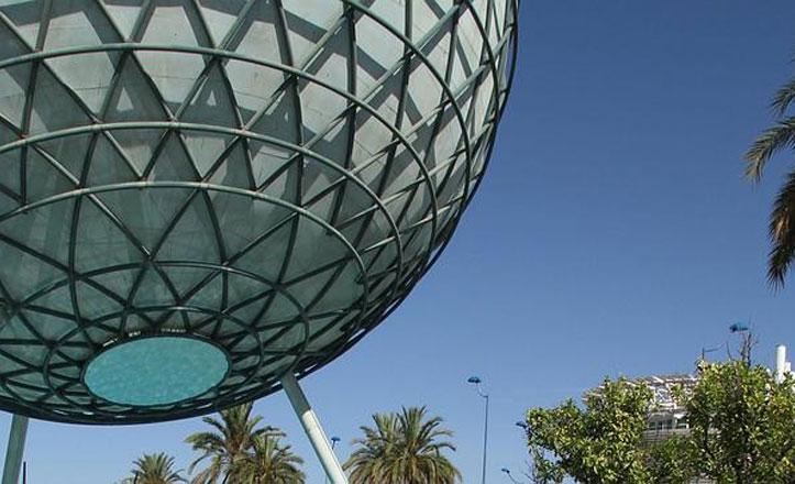 Revive la Expo'92 en la primera gymkana móvil de Sevilla