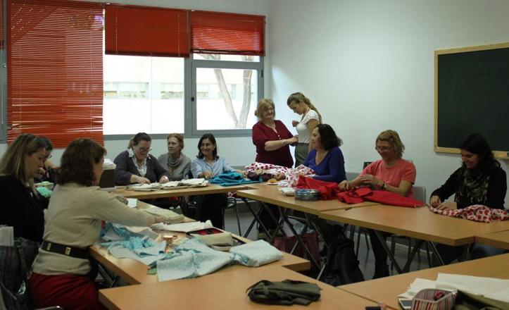 los talleres de costura del distrito los remedios a la