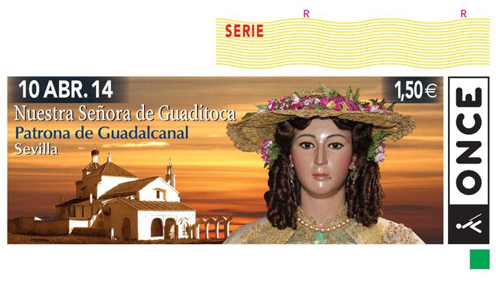 El cupón de la Virgen de Guaditoca deja 350.000 euros en Sevilla Este