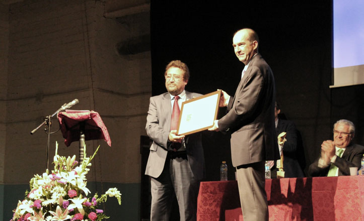 El Colegio Padres Blancos recibe un año más el Sello de Excelencia
