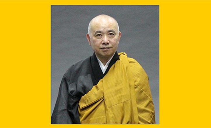 El Maestro budista Tetsujyo Deguchi imparte la conferencia budista en la Alameda