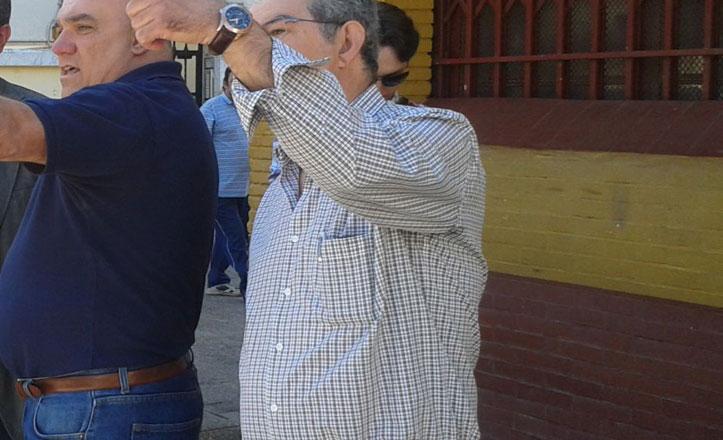 Espadas denuncia el «abandono» de la barriada Huerta del Carmen