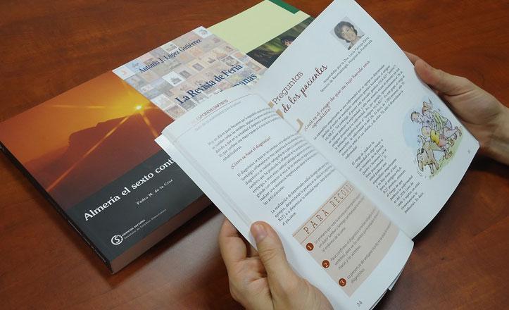 El Colegio Manuel Siurot celebra su primera feria del libro