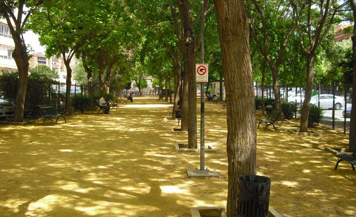 La rotulación del parque Jardines de las Hespérides será elevada al pleno del ayuntamiento