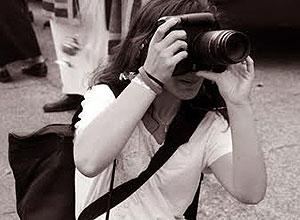 La fotógrafa Rocío Fernández