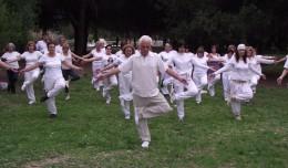 La unión del cuerpo y la tierra en el Festival Primaveral de Yoga